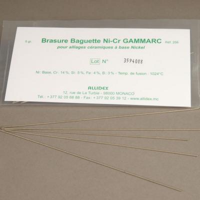 Nickel-Chrome Gammarc Solder