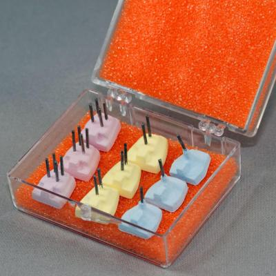 Adjustable Assorted Firing Pegs - Color-coded