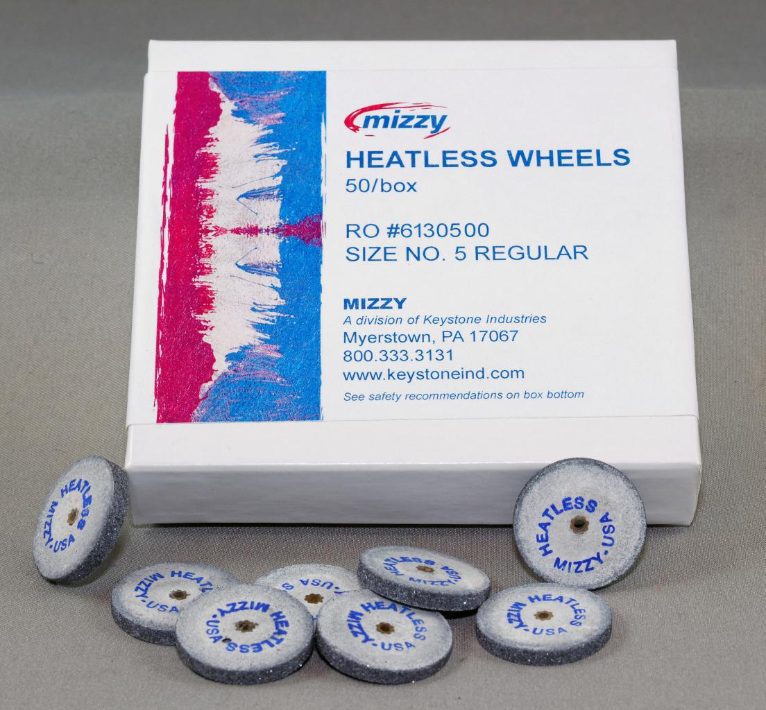 Mizzy Heatless Wheels N°5 (pour Cr-Co)